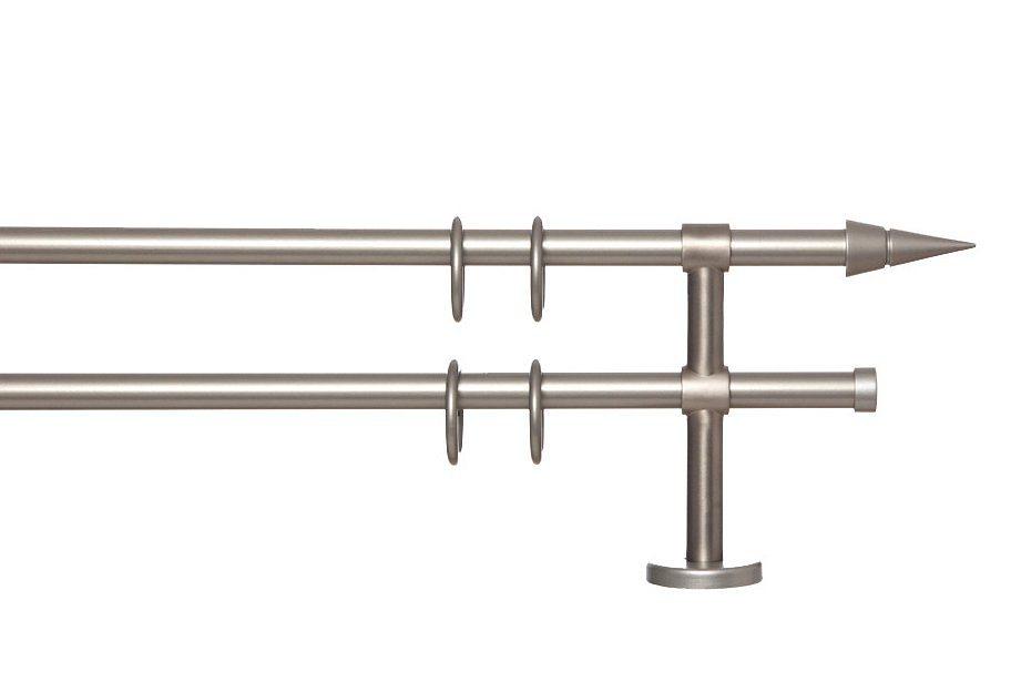 Gardinenstange, Indeko, »Spotto 16«, nach Maß | Heimtextilien > Gardinen und Vorhänge > Gardinenstangen | indeko