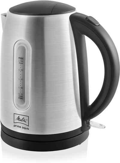 Melitta Wasserkocher Prime Aqua 1018-02, 1,7 l, 2200 W