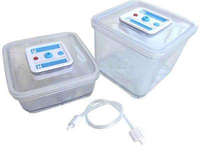 Gastroback Vakuumbehälter »46111«, Kunststoff, (2-tlg), mit Datum und Codierungsanzeige