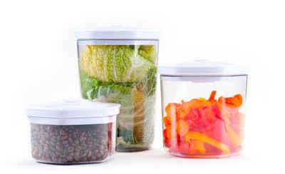 Gastroback Vakuumbehälter »46110«, Kunststoff, (3-tlg), Zubehör für Gastroback Design Vakuumierer Plus 46008