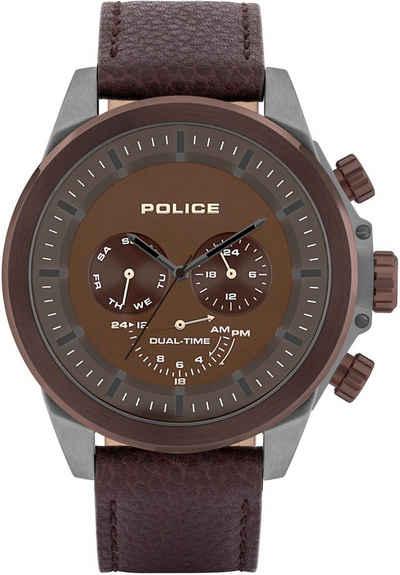 Police Quarzuhr »BELMONT, PL15970JSUBZ.12«