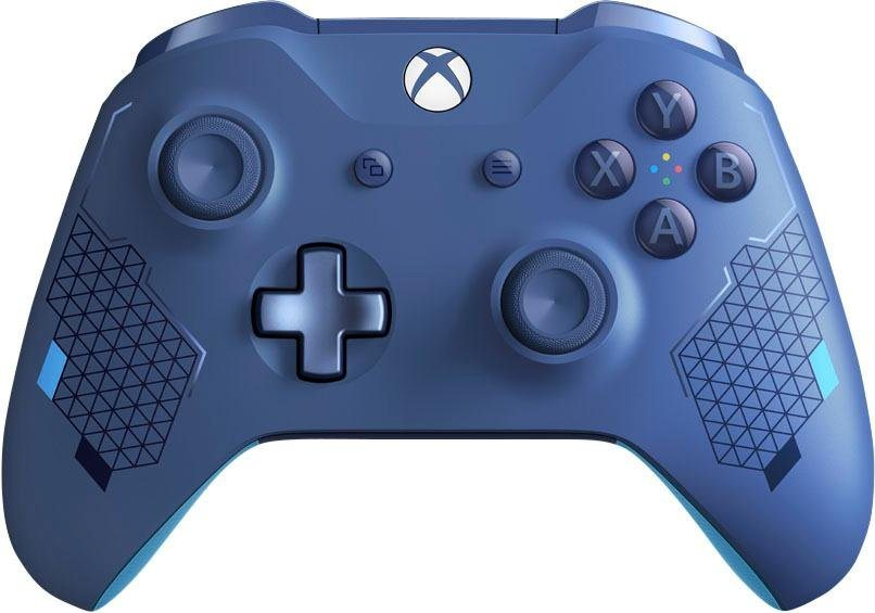 xbox one sport blue special edition wireless controller online kaufen otto. Black Bedroom Furniture Sets. Home Design Ideas