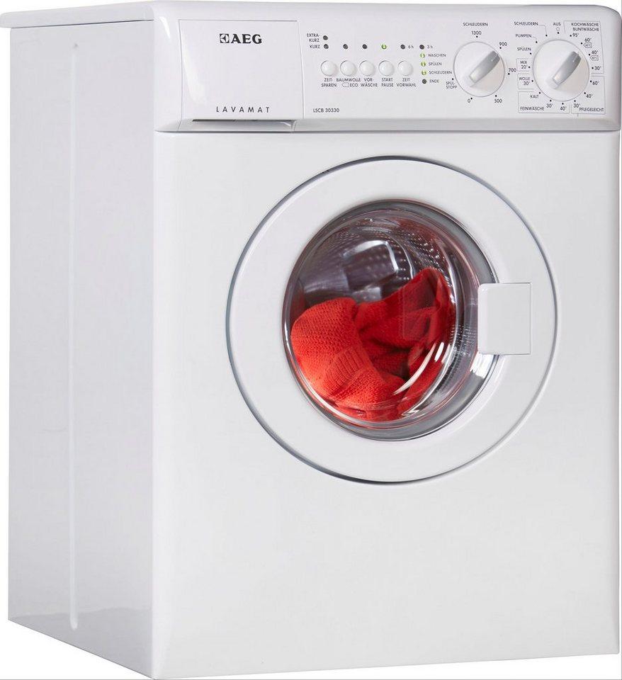 AEG Waschmaschine L5CB30330, 3 kg, 1300 U/Min | OTTO