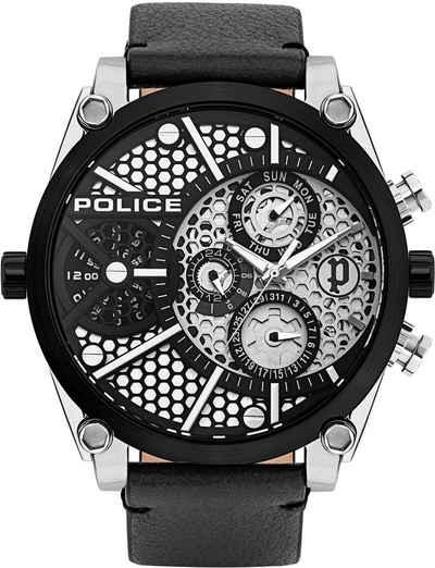 Police Quarzuhr »VIGOR, PL15381JSTB.04A«