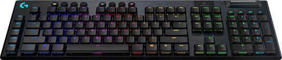 Logitech G »G915 LIGHTSPEED tactile« Gaming-Tastatur