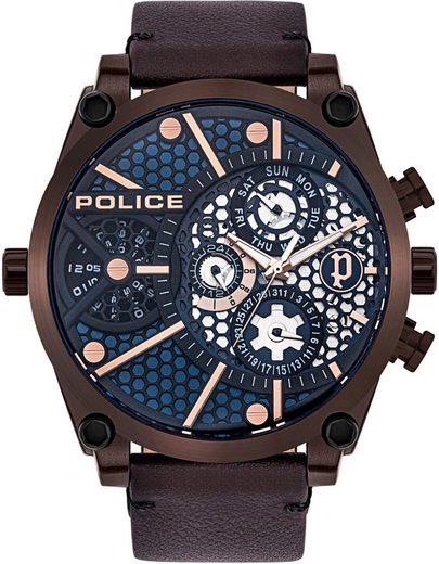 Police Quarzuhr »VIGOR, PL15381JSBZ.03«