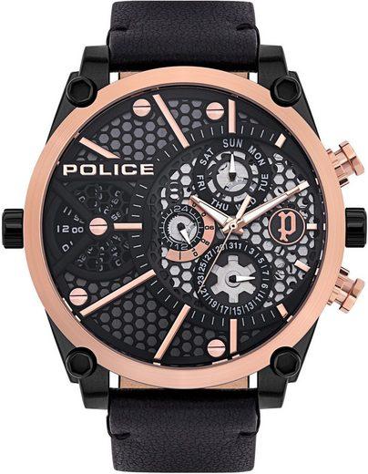Police Quarzuhr »VIGOR, PL15381JSBR.61«