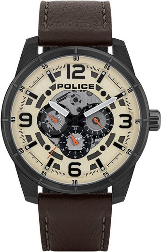 Police Quarzuhr »LAWRENCE, PL15663JSU.14«