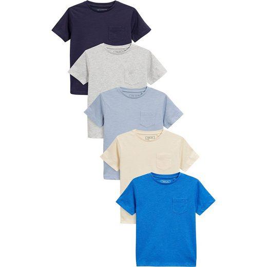 Next T-Shirts 5er Pack für Jungen