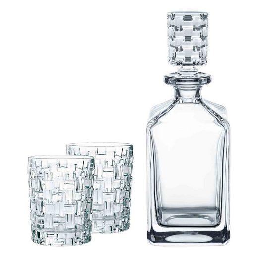 Nachtmann Whiskyglas »BOSSA NOVA Whiskyset 3-teilig«, Kristallglas