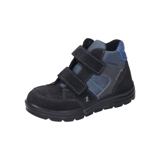 Ricosta Jungen Stiefel Klett Sneakers High