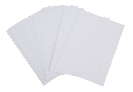 Einzelkarten, DIN A6, 25 Stück