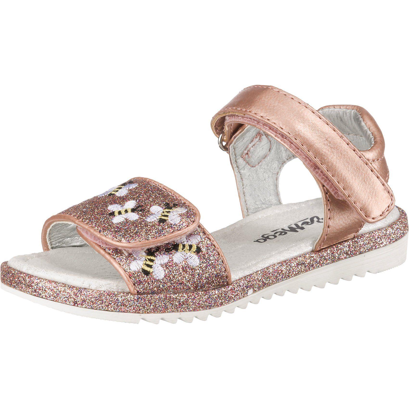 Rieker Sandalen für Mädchen, Obermaterial (Schuhe): Sonstiges Material online kaufen | OTTO