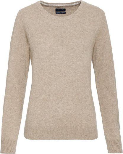 Gant Lambswool-Pullover
