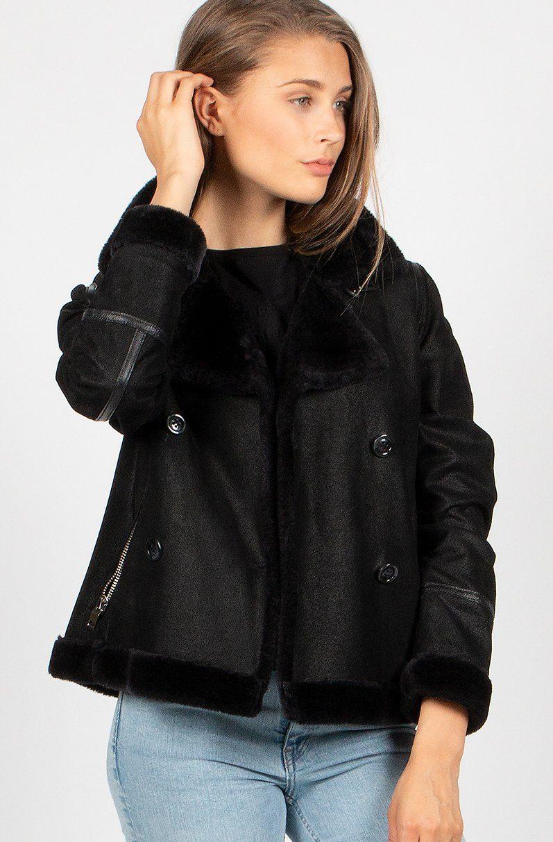 Freaky Nation Lederjacke »Rough Girl«, Stylische Lederjacke online kaufen   OTTO
