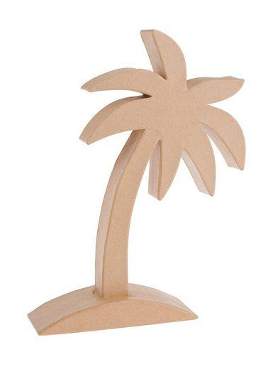 Palme Pappmaché 18 cm
