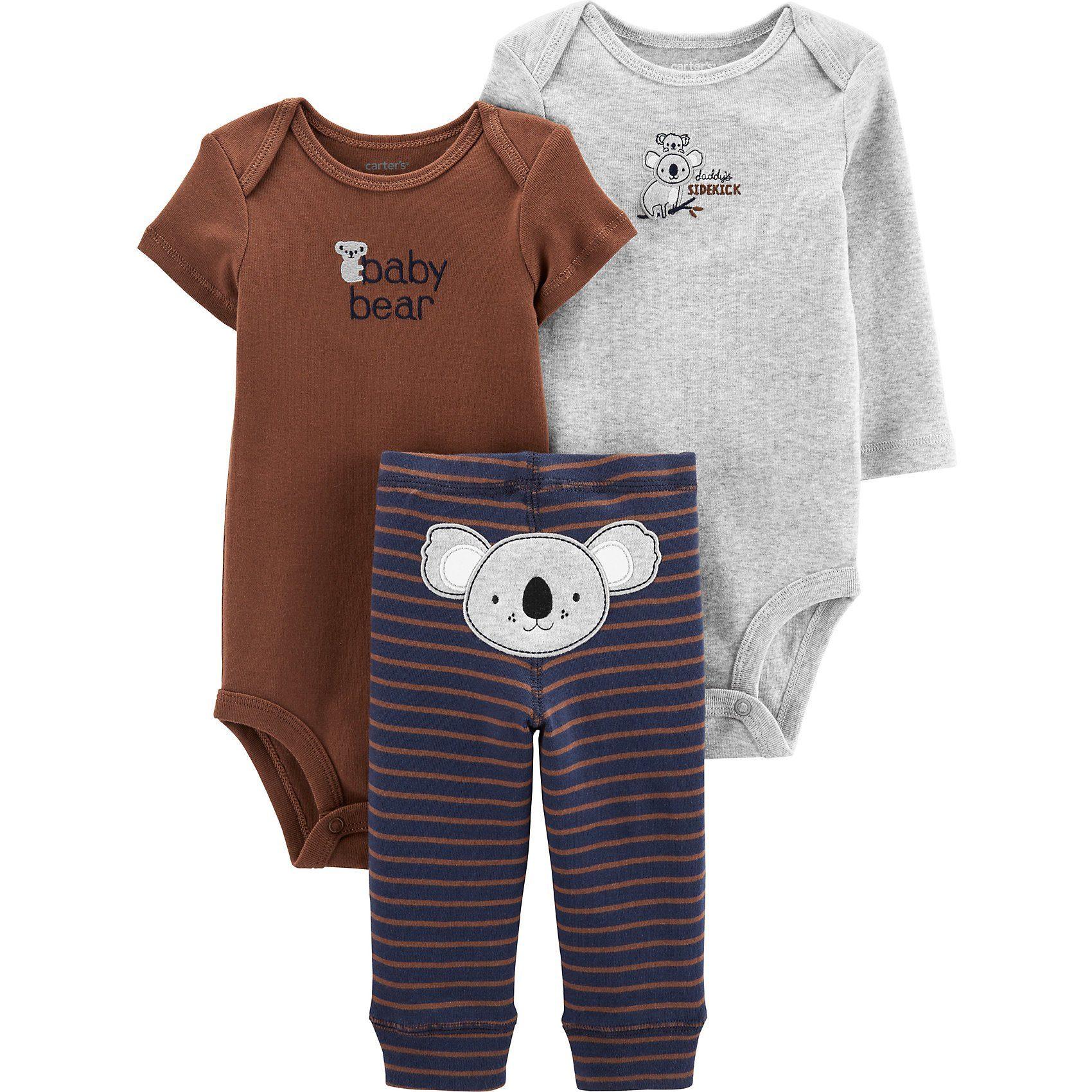 Baby Bekleidungsset mit Koalas
