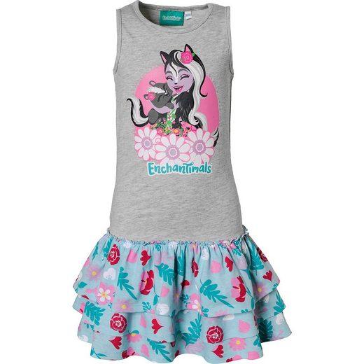 Enchantimals Kinder Jerseykleid