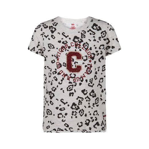 WE Fashion T-Shirt ARIEL mit Pailletten für Mädchen