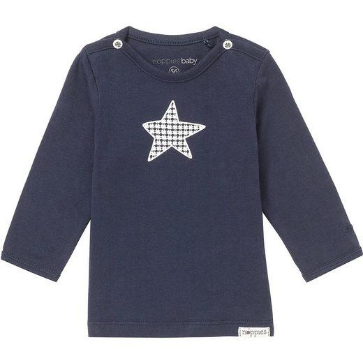 Noppies Baby Langarmshirt für Jungen, Organic Cotton