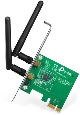 TP-LINK WLAN-PCI-Express »TL-WN881ND - 300Mbps...