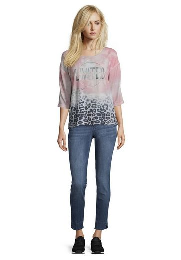 Betty&Co Casual-Shirt mit 3/4 Arm