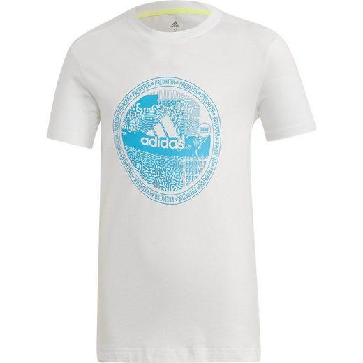 adidas Performance T-Shirt YB P U für Jungen