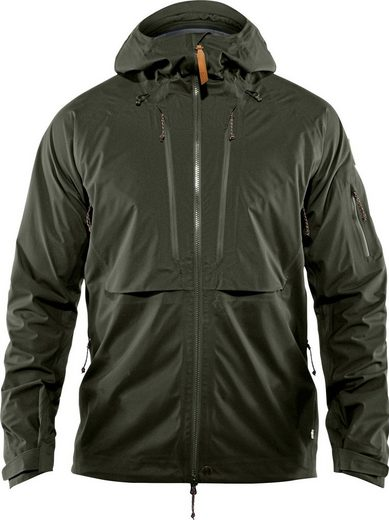 Fjällräven Outdoorjacke »Keb Eco-Shell Jacket Herren«