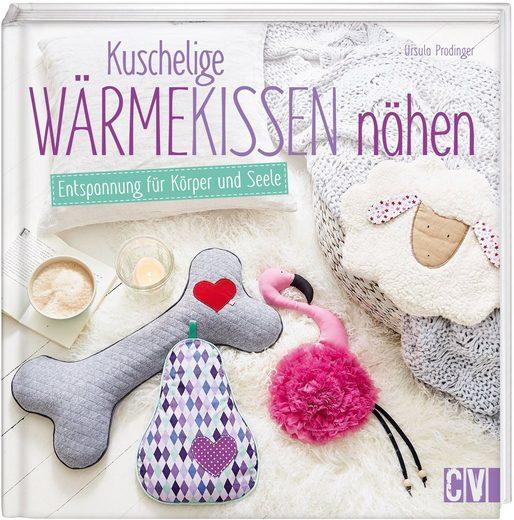 "Buch ""Kuschelige Wärmekissen nähen"" 80 Seiten"