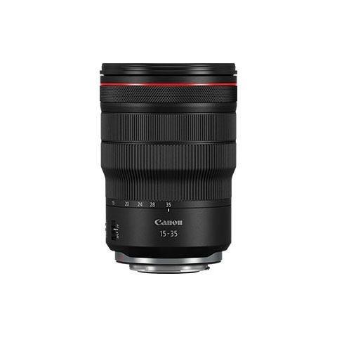 Objektive - Canon »RF15 35mm f 2.8 L IS USM« Ultraweitwinkel Zoomobjektiv  - Onlineshop OTTO