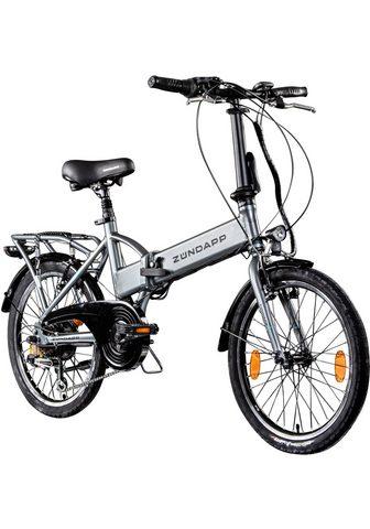 ZÜNDAPP Zündapp Elektrinis dviratis »Z101« 6 G...