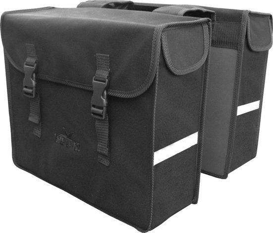 GREENLANDS BICYCLE BAGS Fahrradtasche »Greenlands Doppel Tasche Canvas«