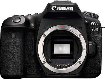 Canon »EOS 90D Body« Spiegelreflexkamera (32,5 MP, WLAN (Wi-Fi), Bluetooth)