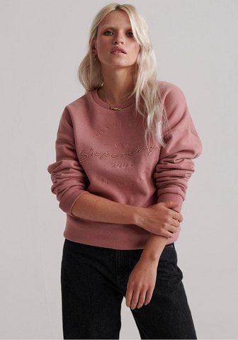 SUPERDRY Sportinio stiliaus megztinis »APPLIQUE...