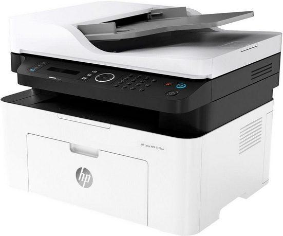 HP Laser MFP 137fwg Multifunktionsscanner, (WLAN (Wi-Fi)