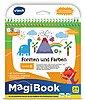 Vtech® Buch »MagiBook Lernstufe 1 - Farben und Formen«, Bild 1
