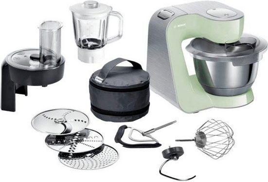 BOSCH Küchenmaschine MUM58MG60, 1000 W, 3,9 l Schüssel