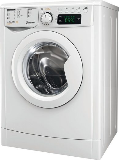 Indesit Waschtrockner EWDE 71280 W EU, 7 kg/5 kg, 1200 U/Min