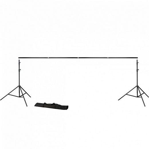 BRESSER Hintergrundsystem »BR-D23 Hintergrundsupport 240x300cm«