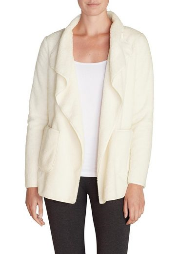 Eddie Bauer Cardigan Moonlight Fleece