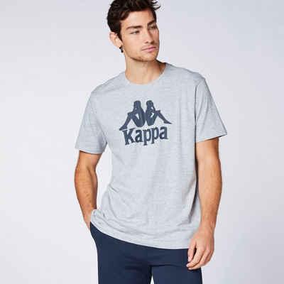 Kappa T-Shirt »CASPAR« mit plakativem Logoprint