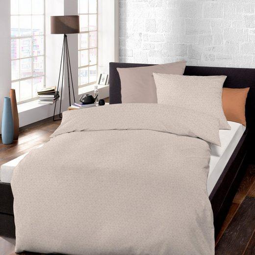 Bettwäsche »Donegal«, Schlafgut, Mix & Match, aus zertifizierter Bio-Baumwolle
