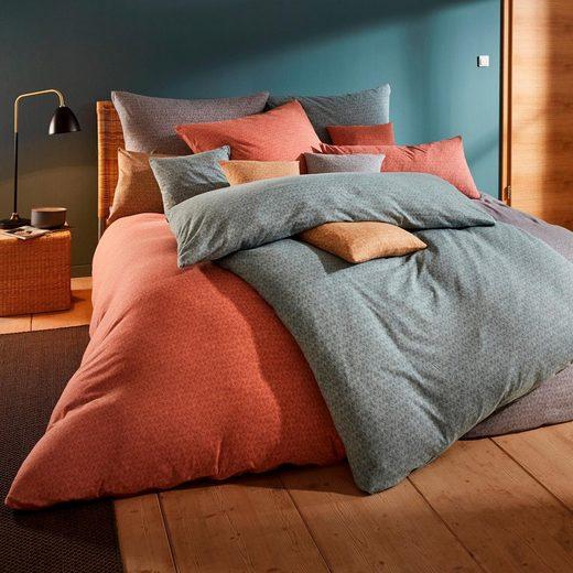 Bettwäsche »Donegal«, Schlafgut, Mix & Match, aus Bio-Baumwolle