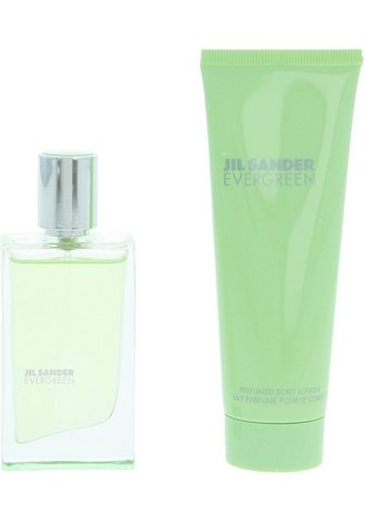 "JIL SANDER Duft-Set ""Evergreen"" 2-tlg."