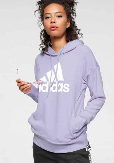 adidas Performance Kapuzensweatshirt »BATCH OF SPORT LONG HOODY«