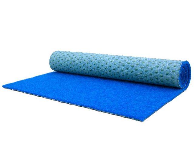 Outdoorteppich »PARK«, Primaflor-Ideen in Textil, rechteckig, Höhe 7 mm, Farbe anthrazit | Heimtextilien > Teppiche > Sonstige-Teppiche | Blau | Primaflor-Ideen in Textil