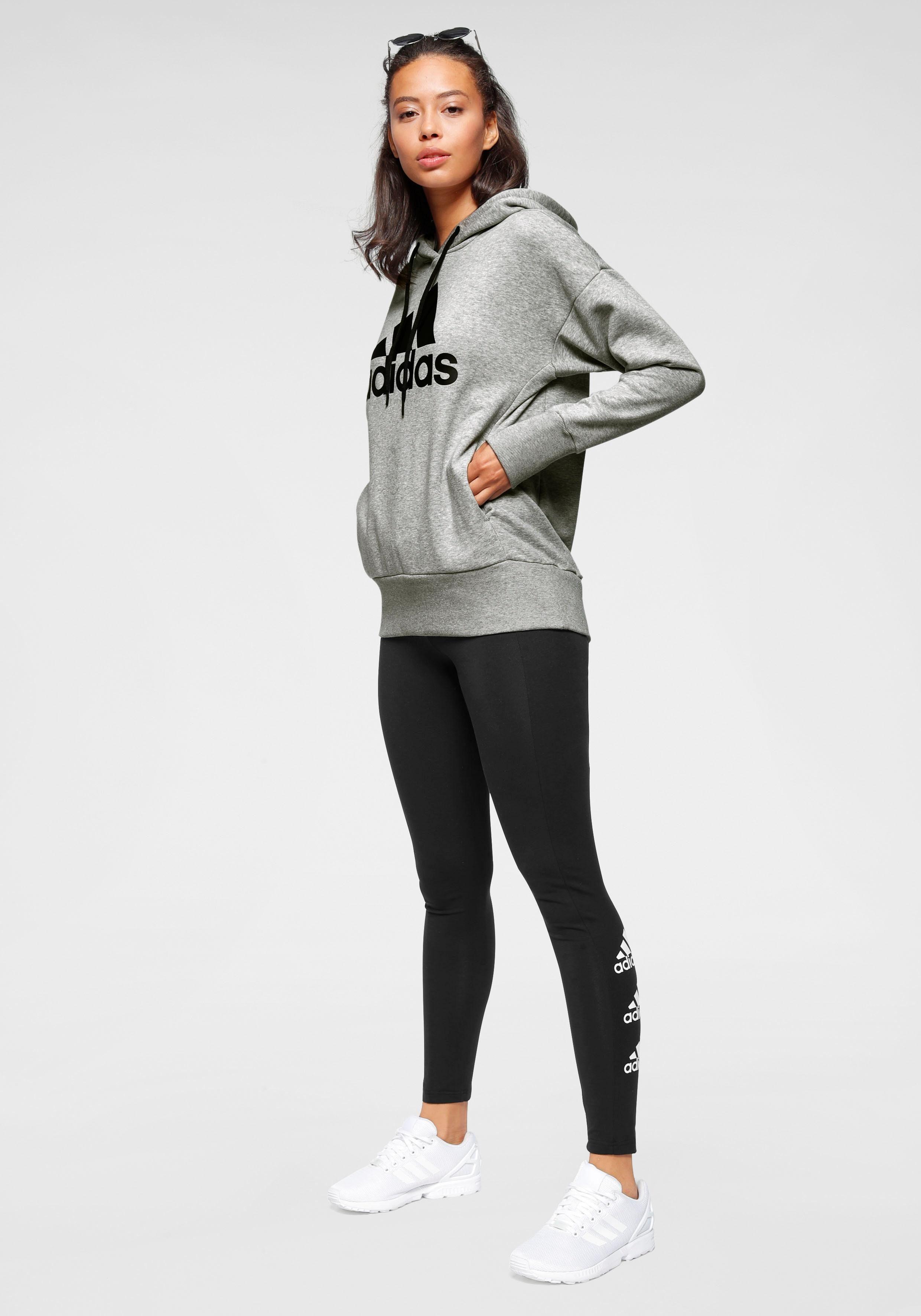 adidas Performance Kapuzensweatshirt »BATCH OF SPORT LONG HOODY« online kaufen | OTTO