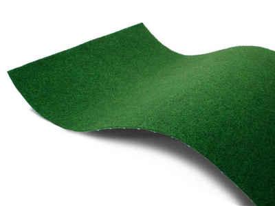 Kunstrasen »COMFORT«, Primaflor-Ideen in Textil, rechteckig, Höhe 5 mm, Rasenteppich, grün, mit Noppen, strapazierfähig, witterungsbeständig, In- und Outdoor geeignet