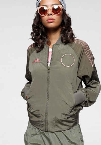 adidas Performance Trainingsjacke »VRCT JACKET WOVEN«