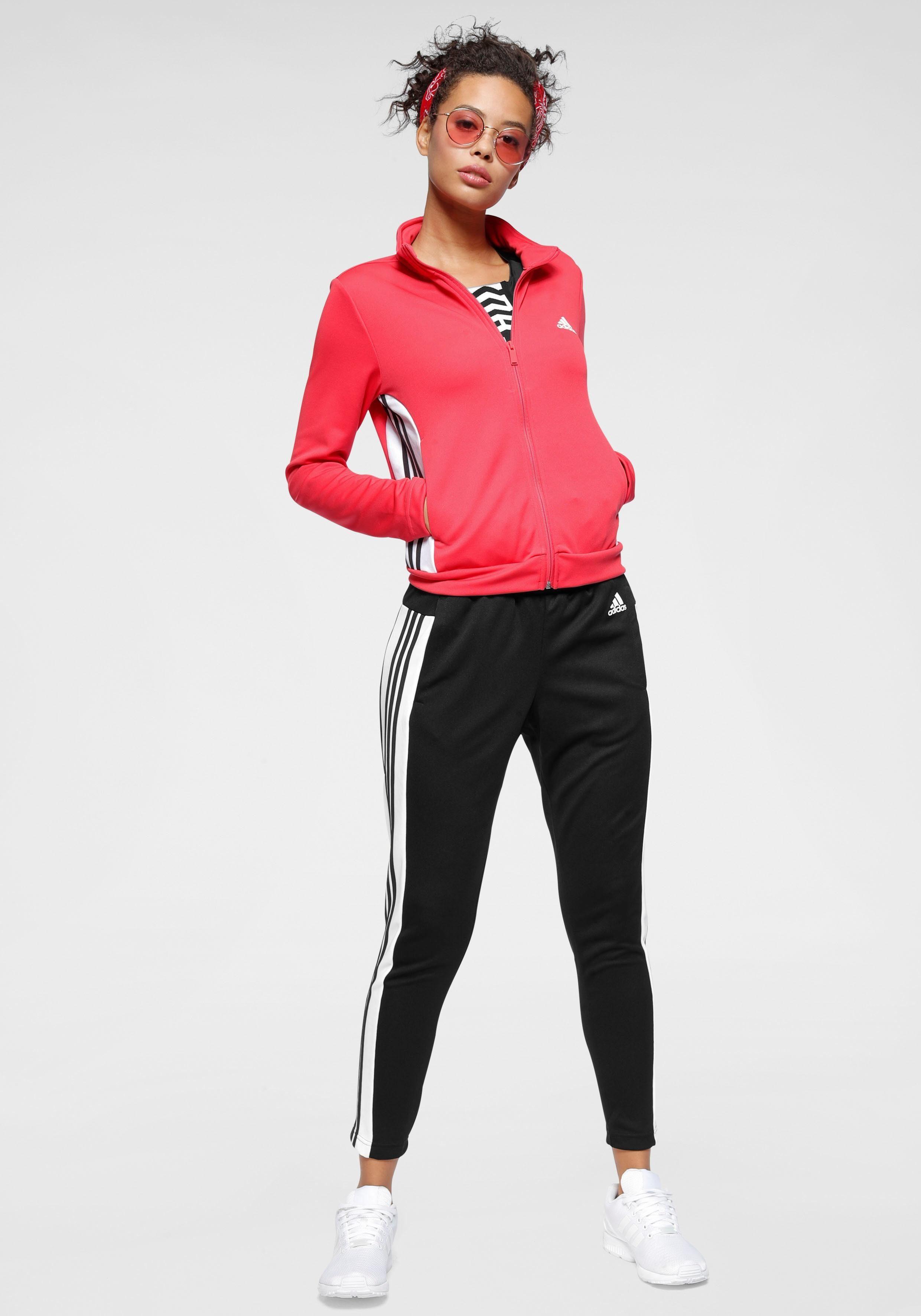 adidas Performance Trainingsanzug »TRACKSUIT TEAMSPORT« (Set, 2 tlg) online kaufen | OTTO